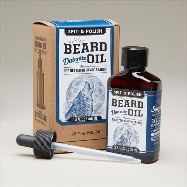 Spit and Polish Dantente Beard Oil
