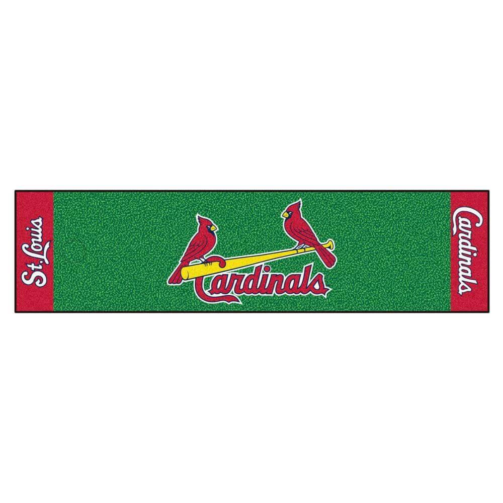 St. Louis Cardinals putting green