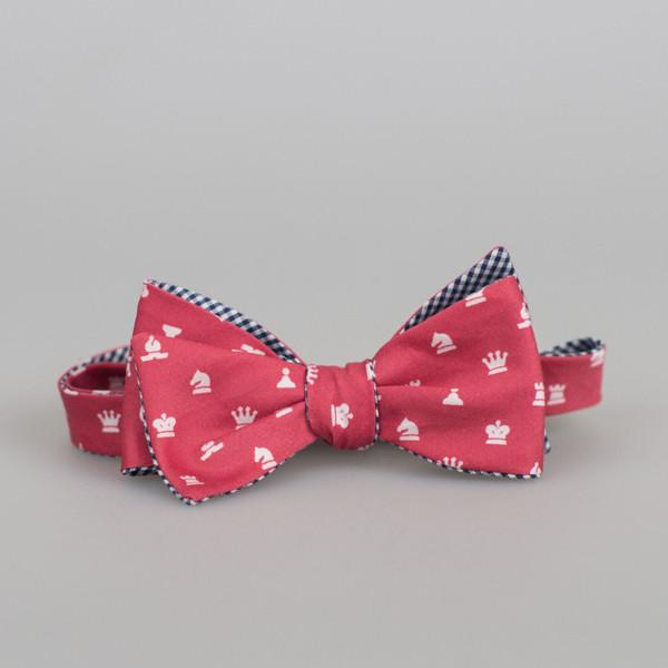 Chess bow tie