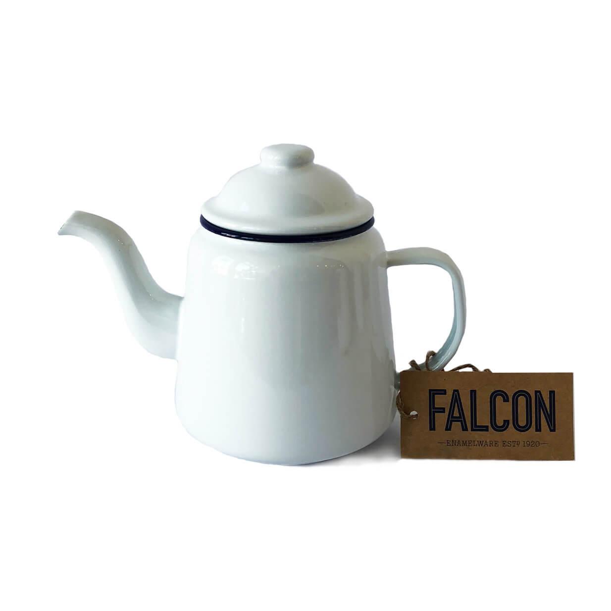 Falcon teapot