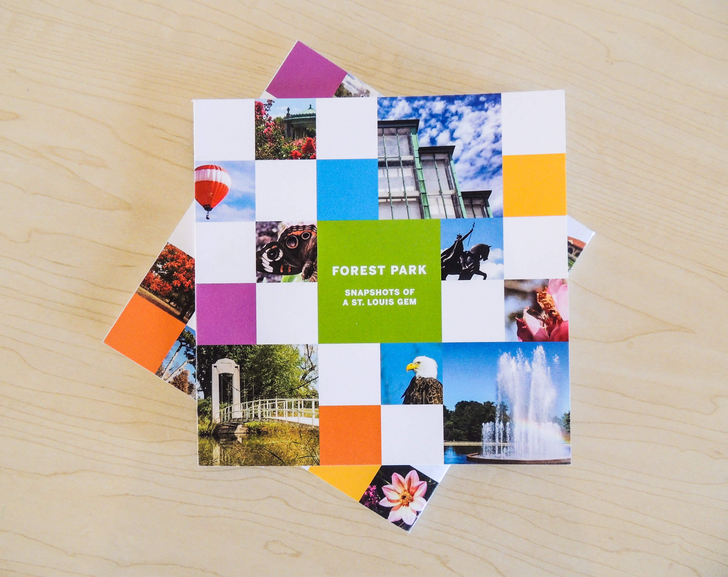 Forest Park photo book