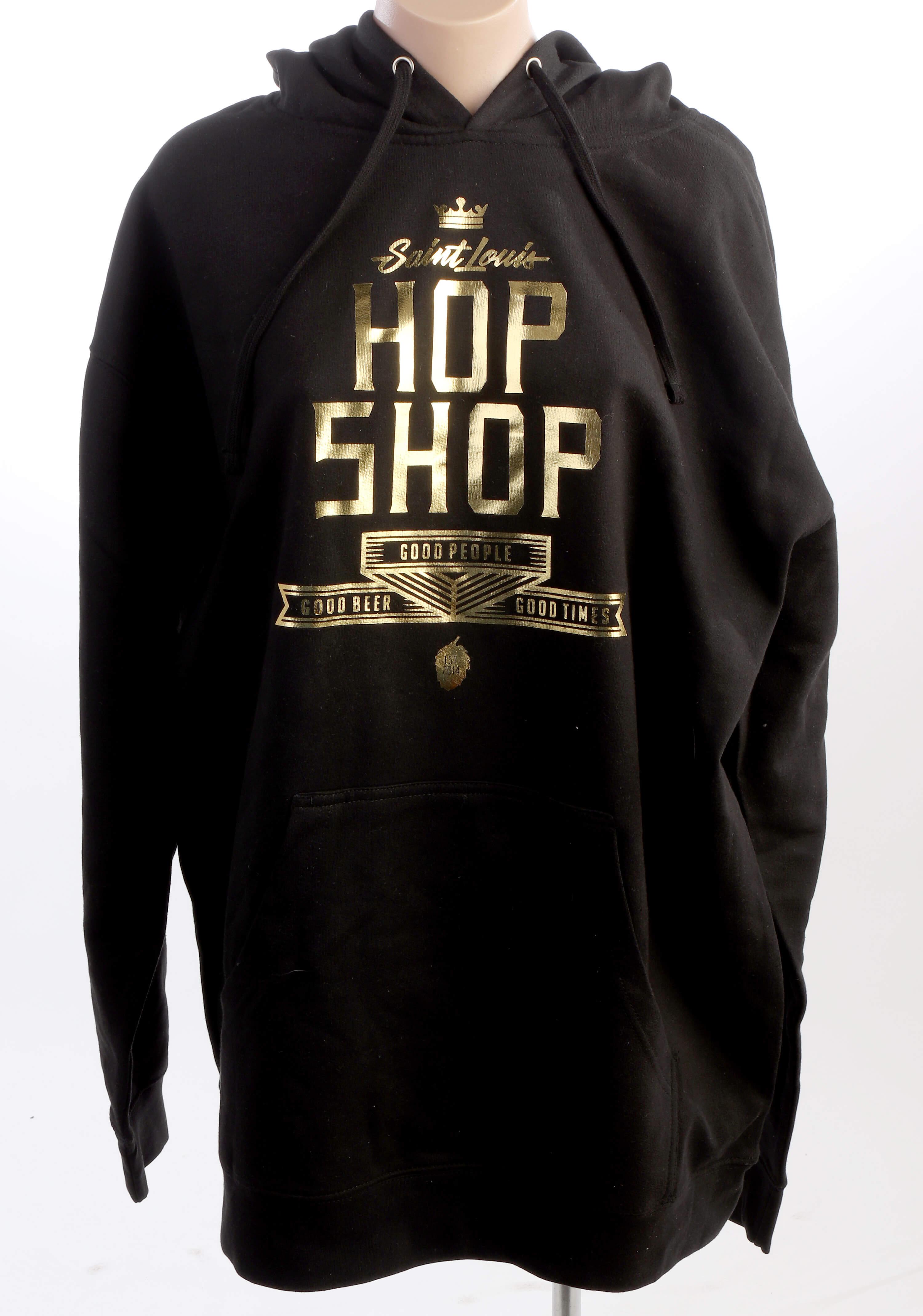St. Louis Hop Shop Hoodie