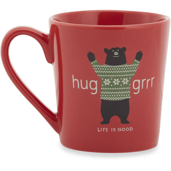 Hug-grrr coffee cup