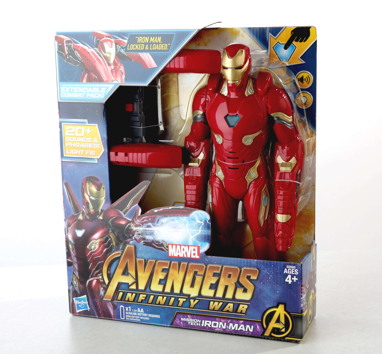 Iron Man collectible