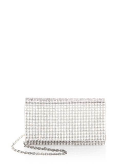 Judith Leiber Couture Fizzy Crystal Crossbody