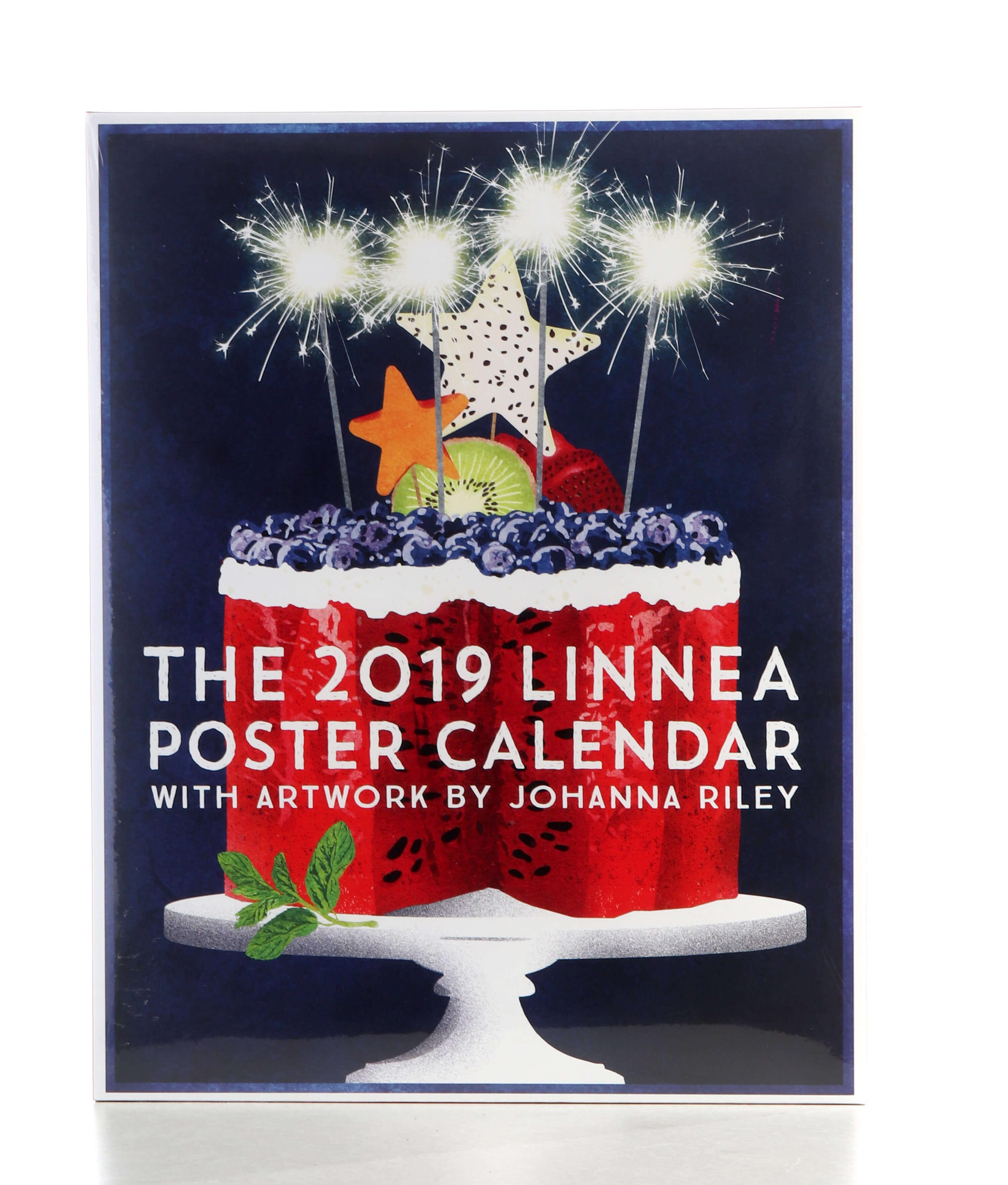 Linnea poster calendar