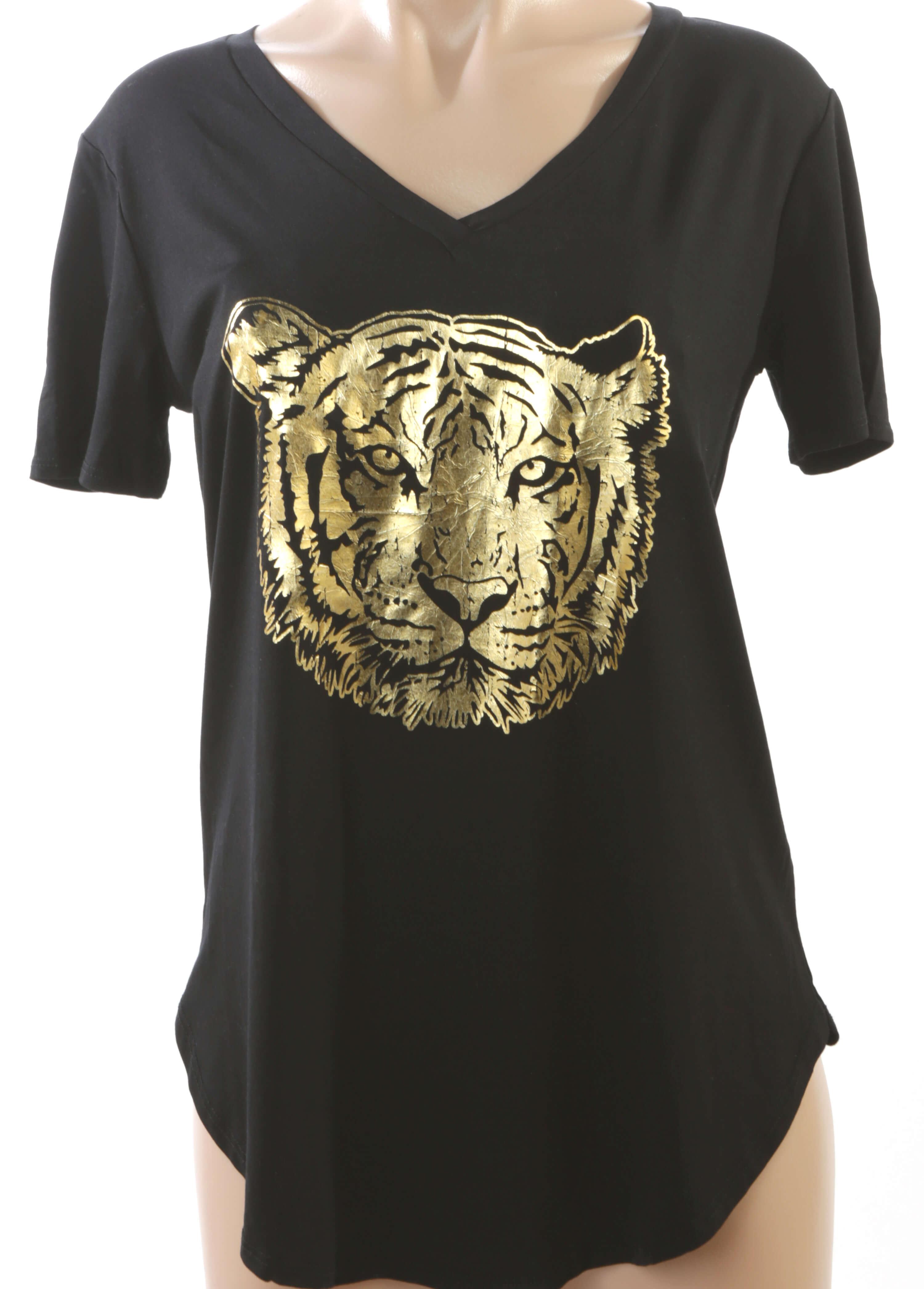 Mizzou women's tiger T-shirt