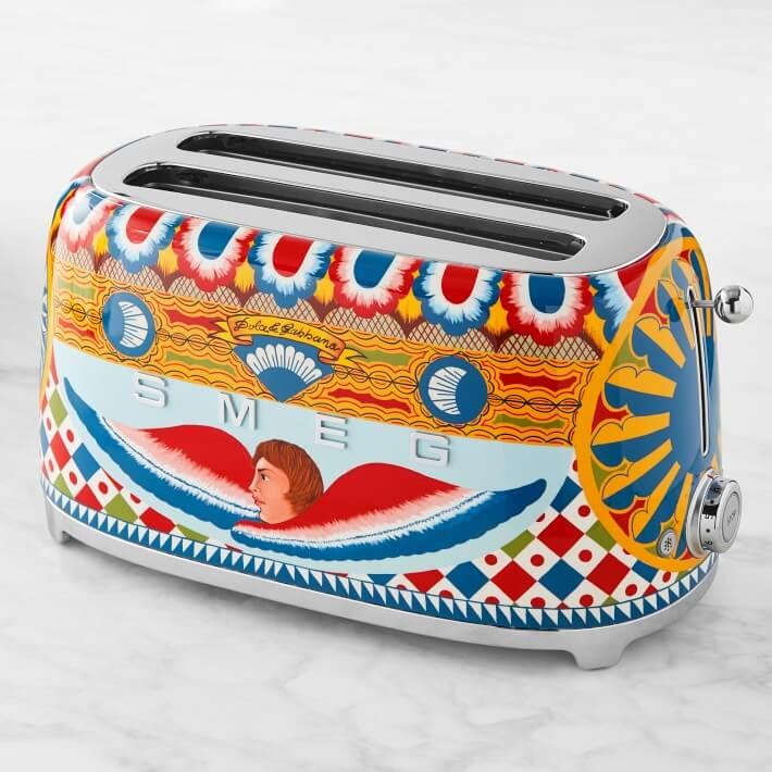 Dolce & Gabbana Smeg toaster
