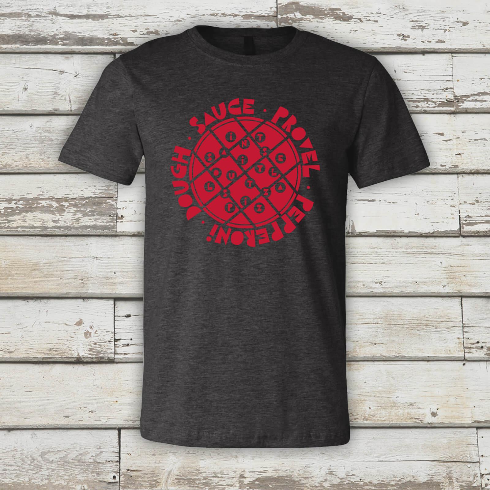 St. Louis-style pizza shirt