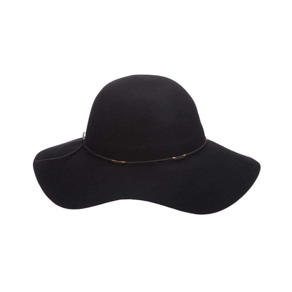 Sydney round crown hat