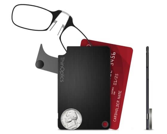 Thin Optics reading glasses