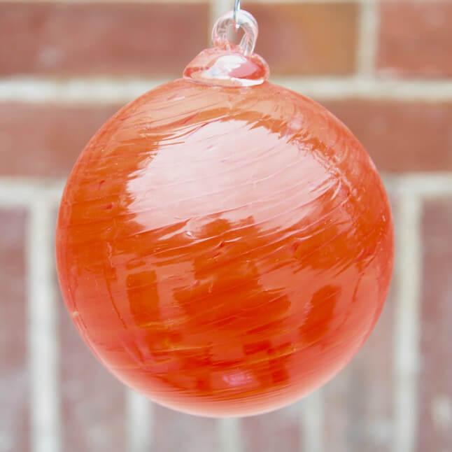 Third Degree Glass factory ornament