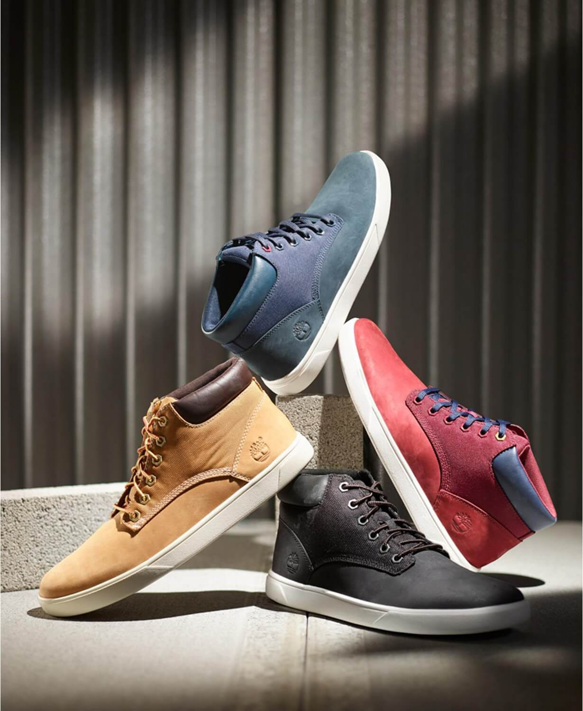 Timberland men's Groveton sneakers