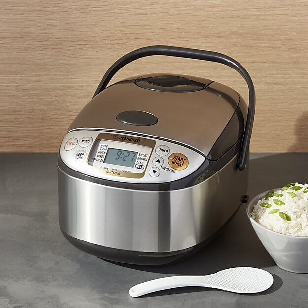 Zojirushi 5.5-cup rice cooker