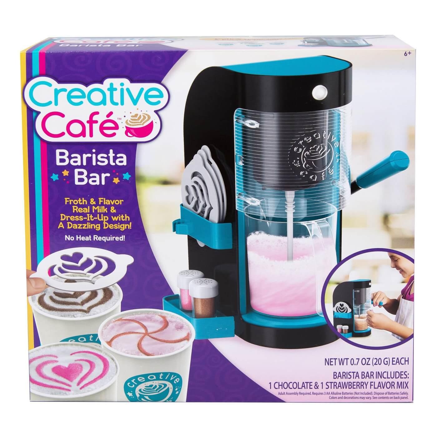 Creative Cafe Barista Bar by Rose Art