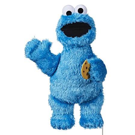 Playskool Friends Sesame Street Feed Me Cookie Monster