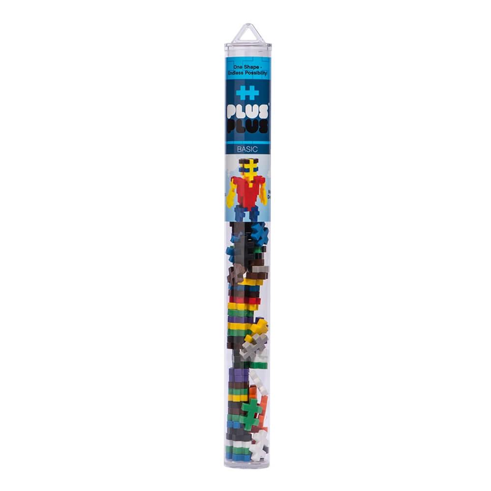 Plus-Plus Open Play tube