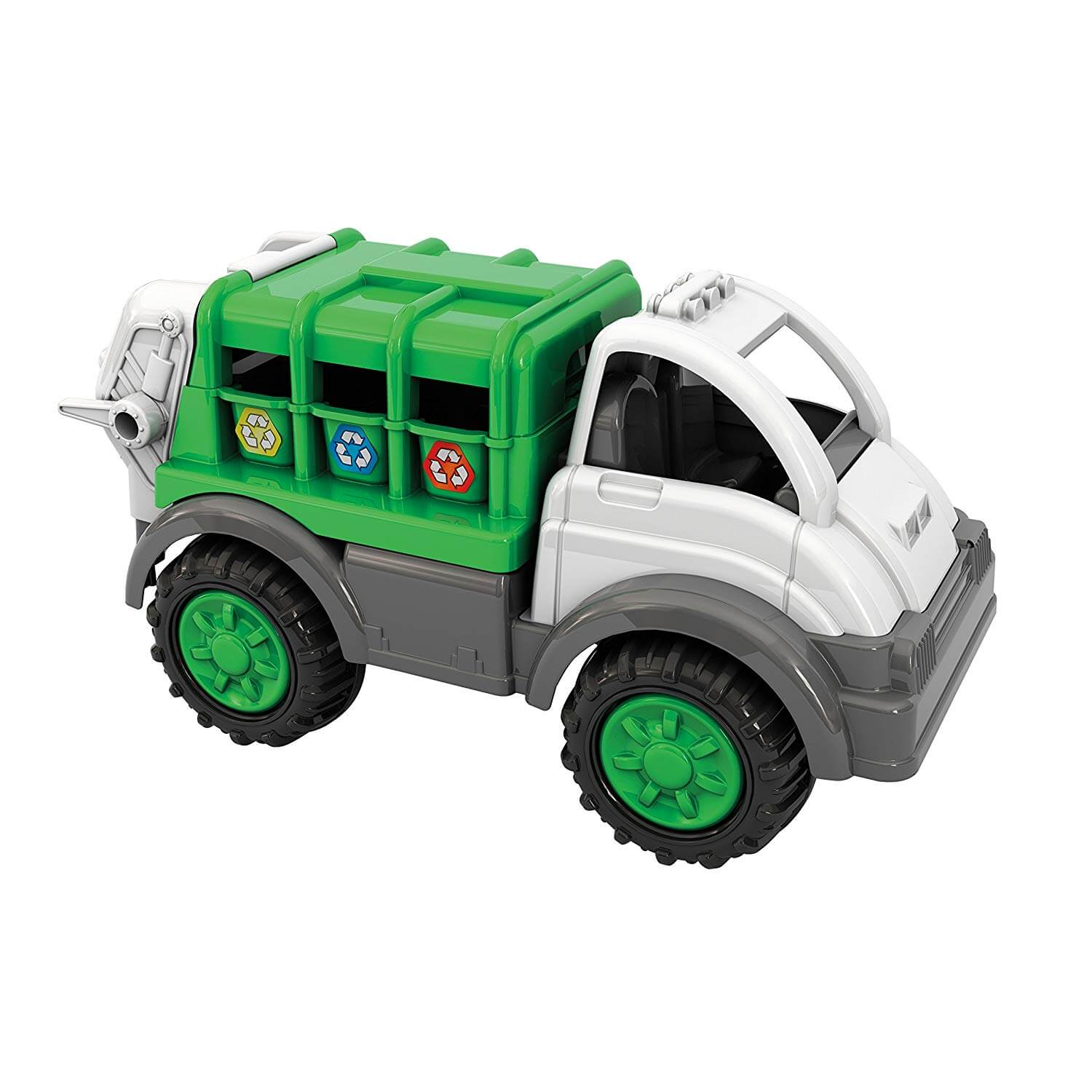 American Plastic Toys Recycling Truck