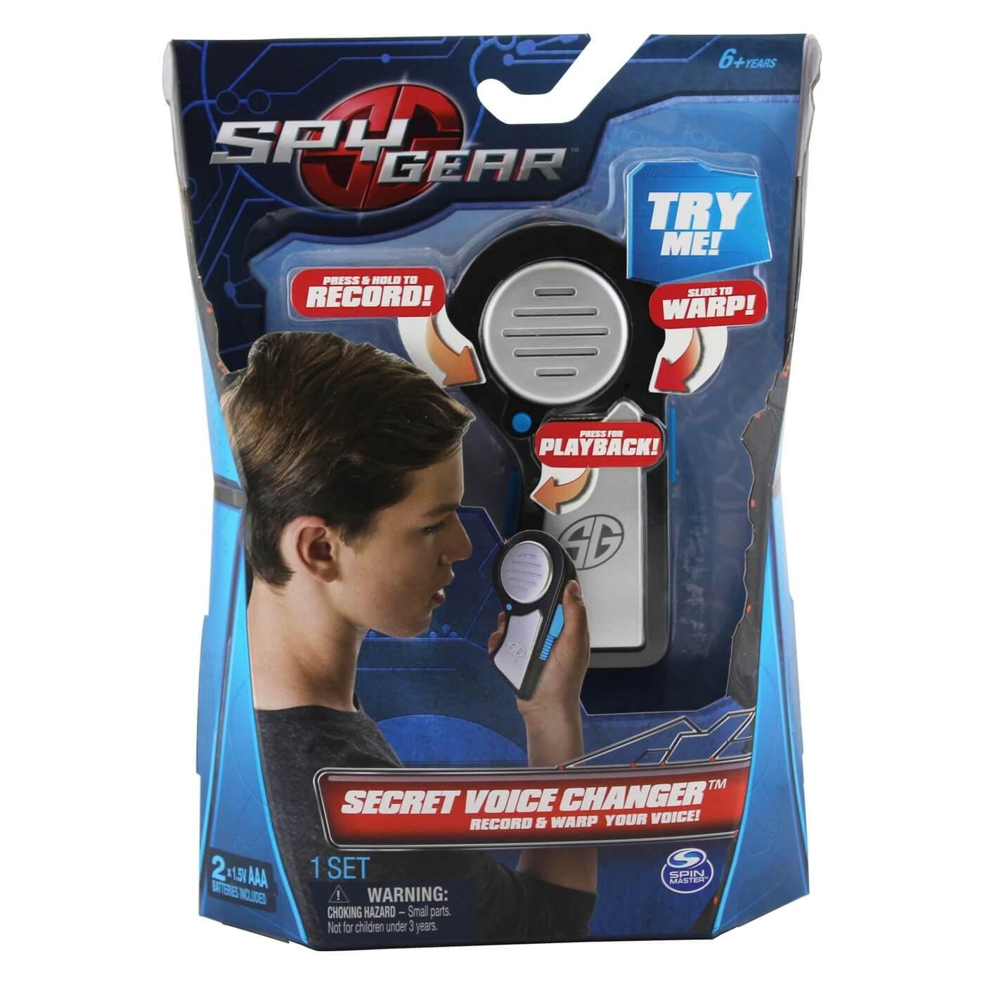 Spygear I-nite clip-on night vision camera